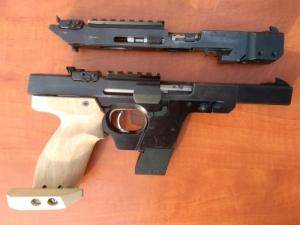 Walther gsp.32 S&W, osp.22 Short