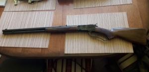 Davide Pedersoli Winchester 1886 Sporting Rifle