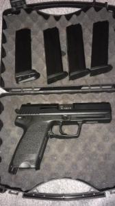 H&K USP .45