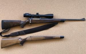 Mauser M03 Golyós Fegyver .300 Win. Mag. (céltávcsővel: 1757000 Ft)