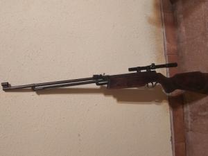 Fég légpuska 4.5mm