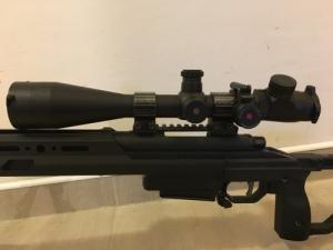 Leupold Mark4 8,5-25x50 LR/T TMR