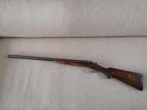 Merkel Suhl  M 47 E sörétes dupla puska