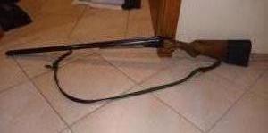 Orosz sörétes fegyver