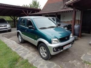 Daihatsu Terios 1.3 4WD 85.000Km Gyári