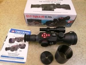 ATN X-Sight II 5-20