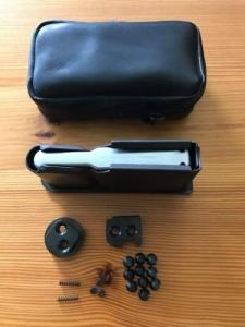 Steyr Mannlicher Luxus 3-as új fémtár