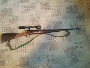 7,62x54R golyós puskám eladó