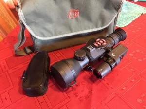 Atn X-Sight II Smart HD 5-20 Pulsar L 915