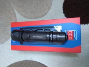 JETBeam JET nagyfényerejű taktikai LED lámpa eladó!