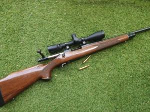 Remington M 700 6mm rem balkezes csere érdekel