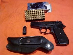 RÖHM RG 88   Gáz-Riasztó pisztoly