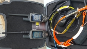 Garmin Astro 220+dc30 nyakörv 2db szett