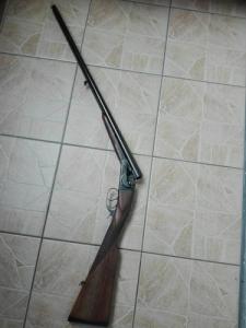 Sörétes fegyver