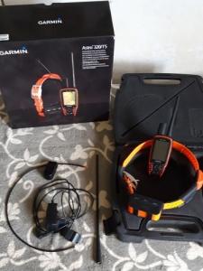 Utánkereső GPS nyakörv és kézi készülék Garmin Astro 320/T5