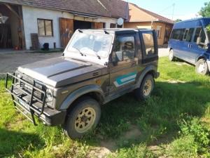 Suzuki samurai 1.3 cabrio