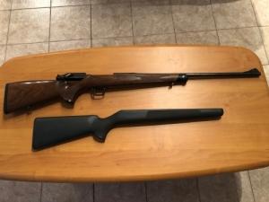 Blaser R93 golyós puska