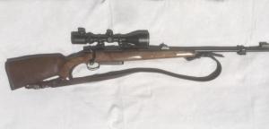 CZ 555 LUX 30-06 Springfield