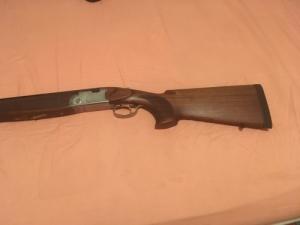 Egylövetű lőfegyver