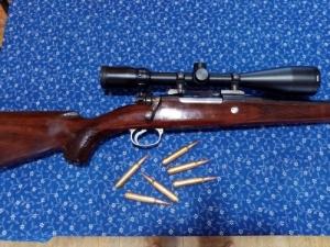 Mauser Mod 98, M98