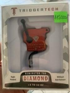 TriggerTech Diamond Rem 700 sütés