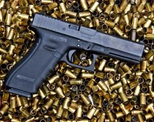 Glock 17 Gen 4 9x19mm Szép állapotban
