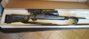 Winchester xpr thumbhole 243.win+Delta titanium HD 2.5-15x56 céltávcső