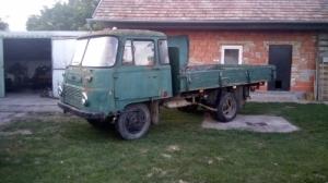 Robur LD 3001 teherautó