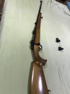 Eladó 30-06 -os golyós fegyver