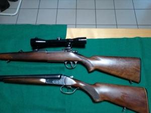 ZKK-600-7x57,IZS-58-16/70,Weihrauch HW-35 Légpuska