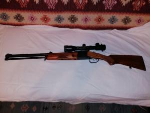 IZS94 BAIKAL vegyescsövű vadászpuska