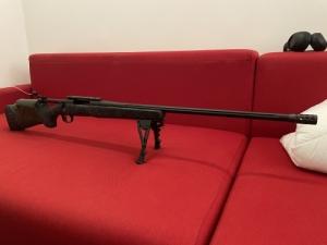 Remington M700 Tactical Longshoot