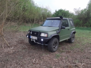Suzuki Vitara terepjáró 4x4