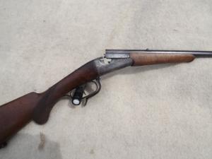 Waffen Suhl Jungson gavallérpuska .22 hornet