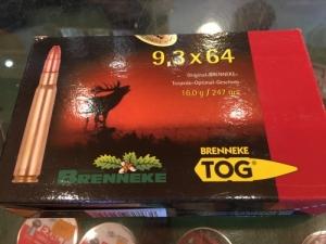 9,3x64 Brenneke