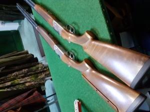 Beretta Silver Pigeon 686 12/76 új, 2 db