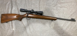CZ 455 Lux 0.22 LR kaliberű kispuska