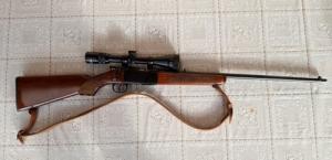 Norinco 22 Long Rifle golyós vadászfegyver