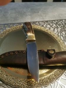 Vanadis 10 vadászkés