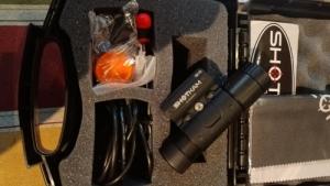 shotkam  sörétes lőfegyver kamera