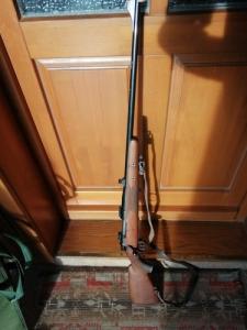 Zastava golyós vadászpuska