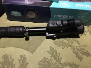Yukon photon XT 4,6x42
