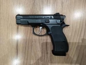 CZ 75D compact 9x19mm