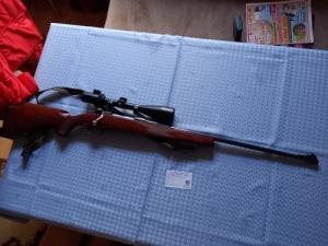 Golyós lőfegyver C1 Német