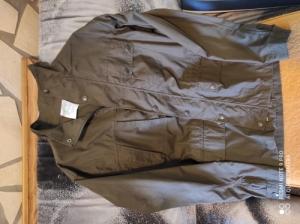 Kos Fashion átmeneti kabát, zöld munkásnadrág