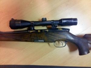 Steyr golyós vadészfegyver