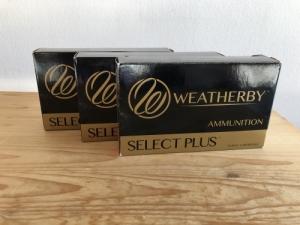 257 Weatherby magnum lőszer