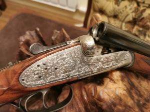 Grulla sörétes vadászfegyver