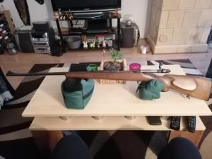 ismétlő golyós fegyver