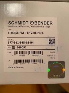 Schmidt Bender Pm 2